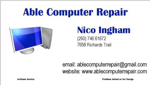 Able Computer Repair