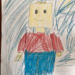C10, Halle Jeffery, age 6