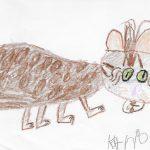 C10, Katriona Wightson, age 6