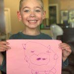 C10, Mason Scargall, age 5