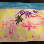 C12Art, Second, Finley Warner, age 6