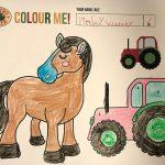 C2, Finley Warner, age 6