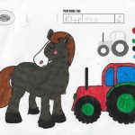 C2, Katriona Wrightson, age 6