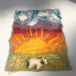 FAJ3, Felting, First, Monique Cardin, Junior, 12