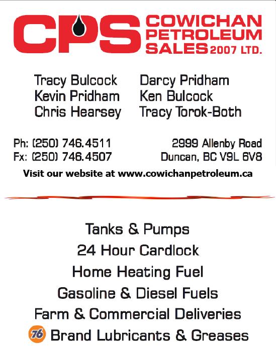 Cowichan Petroleum