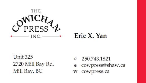 Cowichan Press
