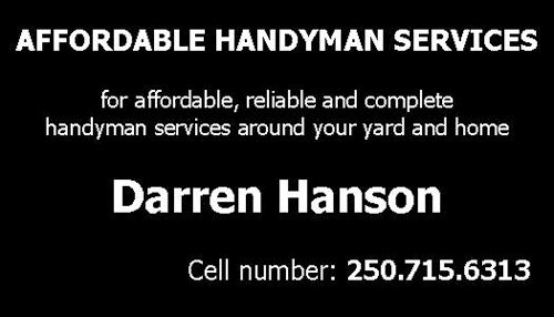 Darren Hanson