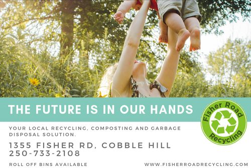 Fisher Road Recycling 2021