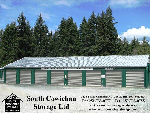 South Cowichan Storage