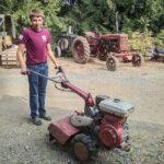 4H Small Engine - 1st Tyler Baird